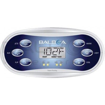 Clavier de contrôle Balboa TP600