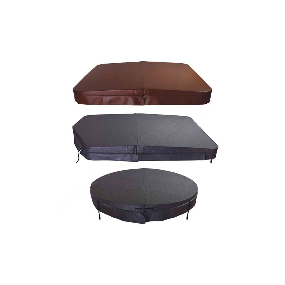 couvert de spa sur mesure. Black Bedroom Furniture Sets. Home Design Ideas