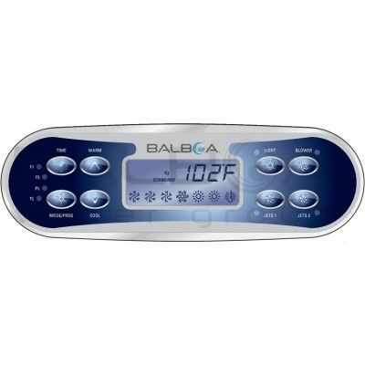 Clavier de commande Balboa ML700