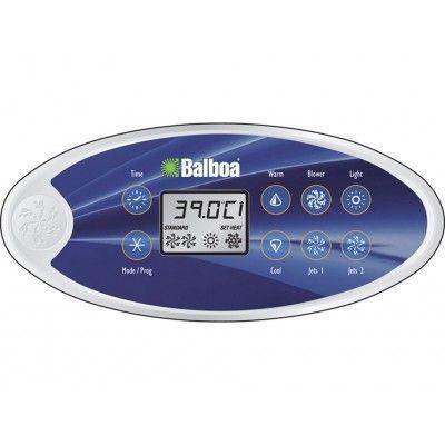Clavier de commande Balboa VL802D