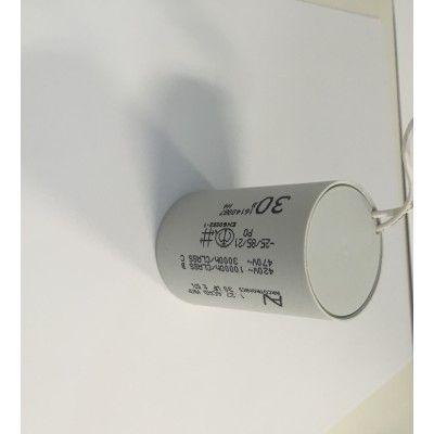 Condensateur 30uF à fil pour pompe de spa