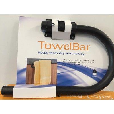 Porte serviette pour spa TowelBar