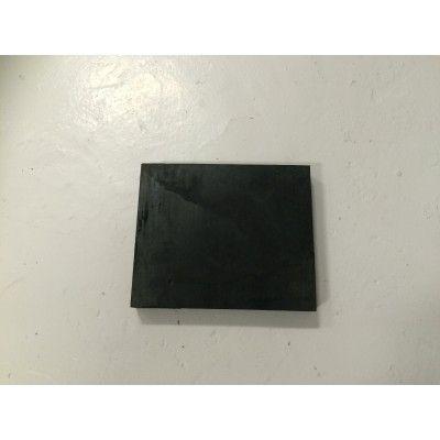 Plaque anti vibration pour pompe