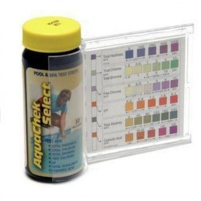 AquaChek Select kit 7 en 1
