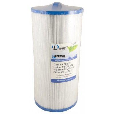 SC701 Darlly Cartouche de filtre (5CH-402)