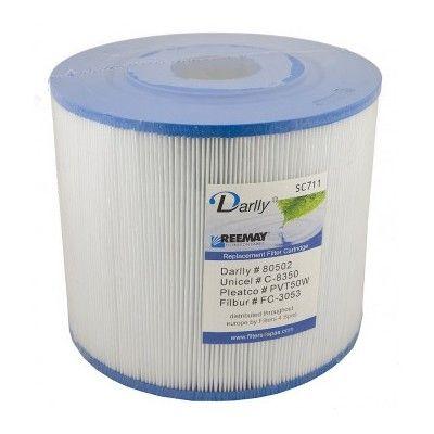 SC711 Darlly cartouche filtrante