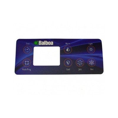 Membrane Balboa VL801D Aux, 7 touches