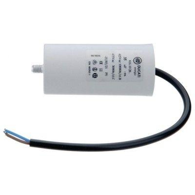 Condensateur 14uF à fil pour pompe de spa