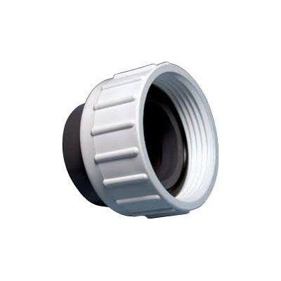 Union e pompe 62 mm pour tuyau 50 mm