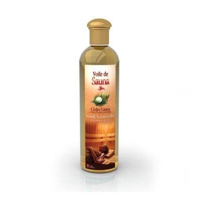 Voile de Sauna -Cèdre - Litsea - 250ml - Camylle