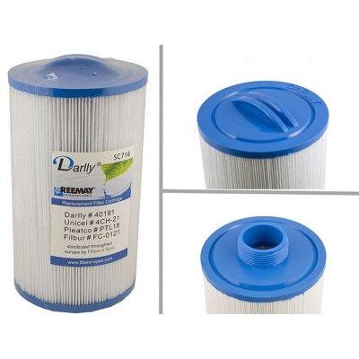 SC716 Darlly Cartouche filtrante