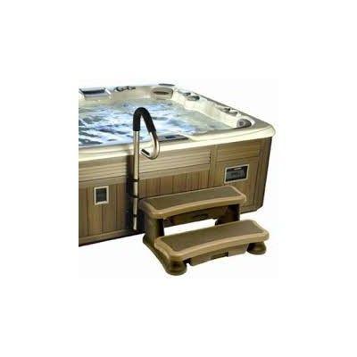 Main courante pour spa (SAFE T-RAIL) acier inoxydable