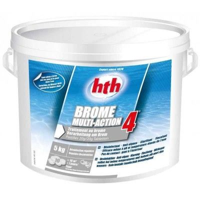 Brome  Multifonction 20g Action 4 HTH
