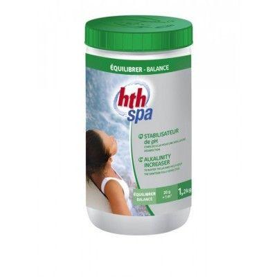HTH Spa Stabilisateur de PH et releveur d'alcalinité