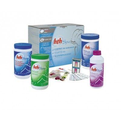 HTH Spa kit de traitement à l'oxygène actif