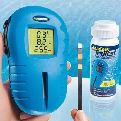 Aquacheck Trutest 3 Way BLEU recharge 50 pces
