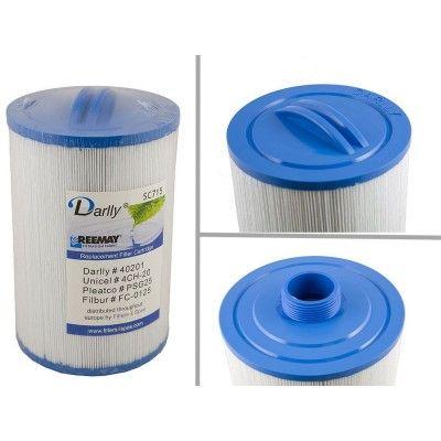 SC715 Darlly Cartouche filtrante