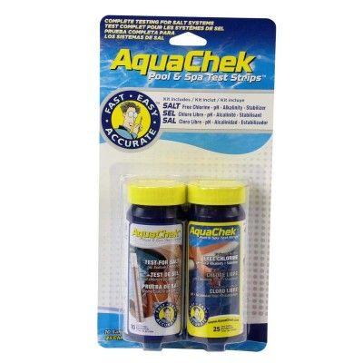 AQUACHEK® SALT SYSTEM TEST KIT
