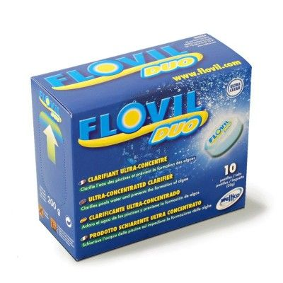 Clarifiant ultra-concentré - Flovil Duo