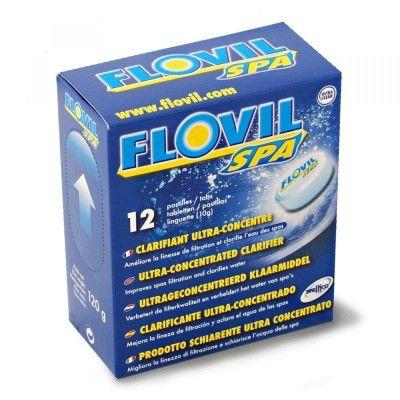 Clarifiant ultra-concentré - Flovil Duo