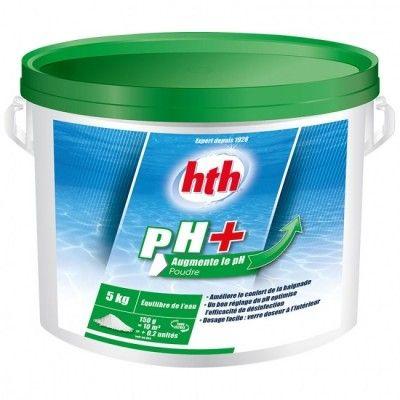 HTH PH PLUS POUDRE (MONTE LE PH)