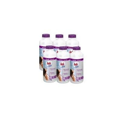 6 x 1 litre - HTH spa Anti-calcaire - Arch Water