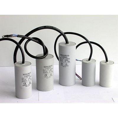Condensateur 20uF à fil pour pompe de spa
