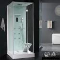 ARCADE cabine de douche à vapeur