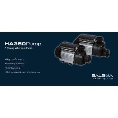 Pompe HA 350  pour baignoire de balnéothérapie