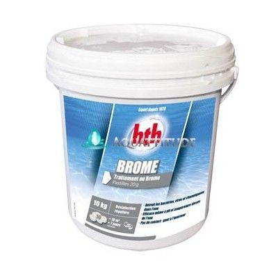 Brome pastilles 20g - HTHspa 5kg