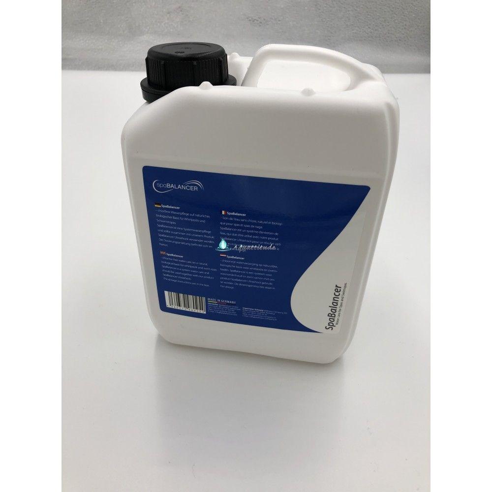 SpaBalancer 2,5 litre traitement biologique sans chlore