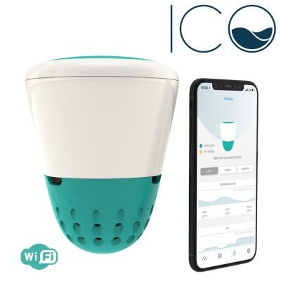 Analyseur de piscine connecté - ICO
