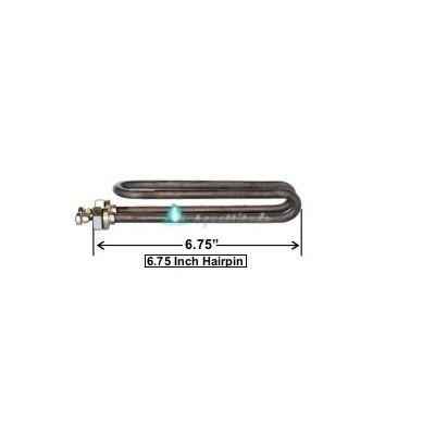 Résistance pour réchauffeur de spa 3,6 Kw - Titanium