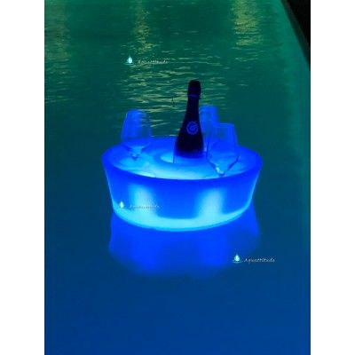 Bar flottant lumineux LED
