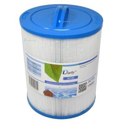 Darlly 60506 cartouche filtrant (PA5505V, 6CH-502, AKU1816)