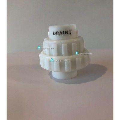 Valve de drainage pour Blower