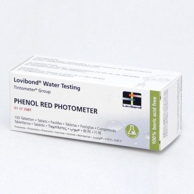 DPD1 Phenol red Photometer