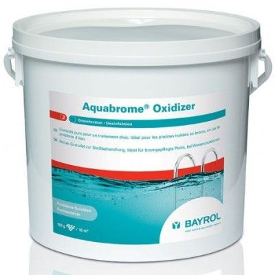 Aquabrome® Oxidizer - Bayrol