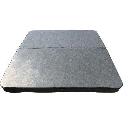 Couverture de spa 208 x 168 cm Grey