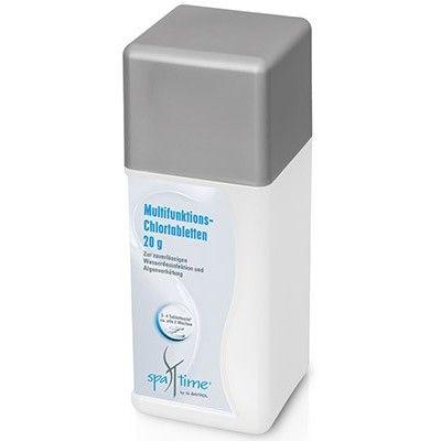 Chlore pastilles multifonction Spatime