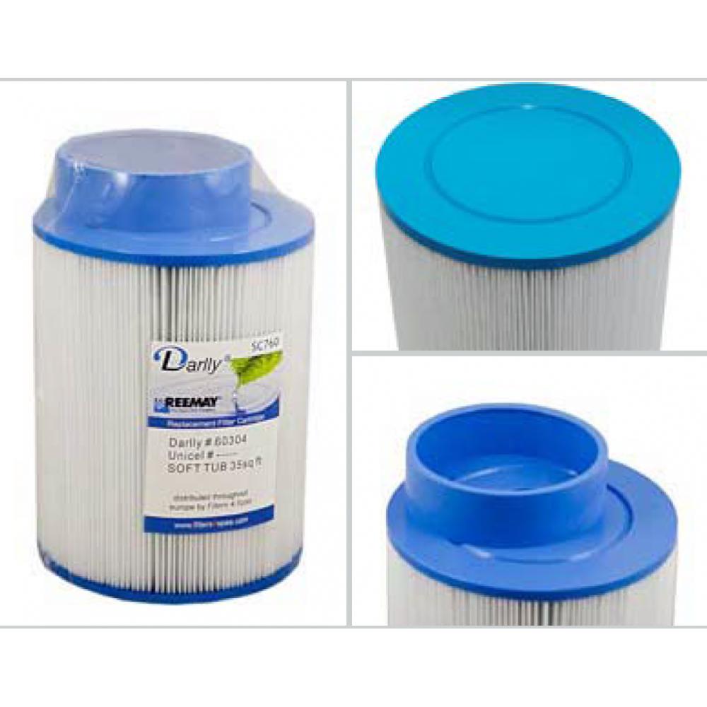 SC760 Cartouche de filtre pour Softub