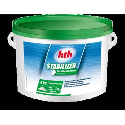Stabilisateur de chlore 3Kg- HTHspa