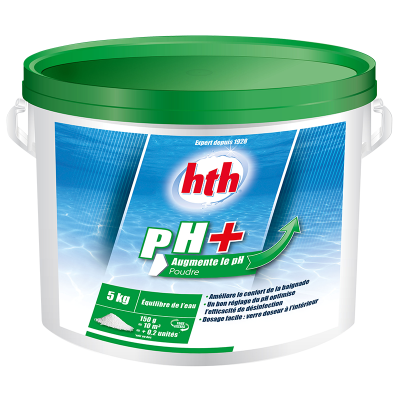 hth® - pH Plus granulé 5 kg - HTH spa