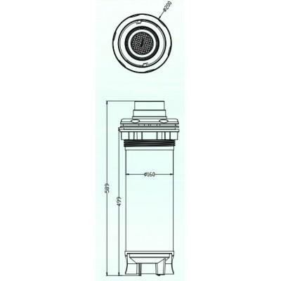 Skimmer télescopique - LVJ