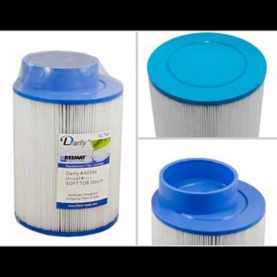 60304 / SC760  Cartouche filtrante pour Softub spa