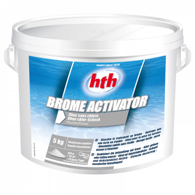 hth® Brome Activator / Oxygène Shock