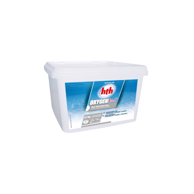 hth® Active Oxygene 3 in 1 Box