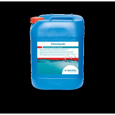 Chloriliquide - chlore non stabilisé - Bayrol