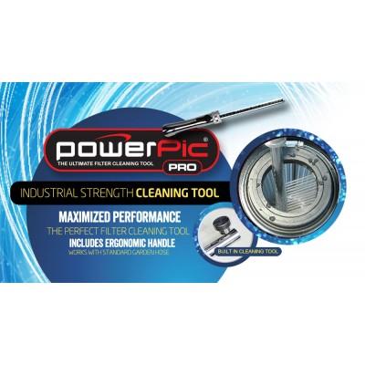 Poignée de nettoyage pour filtre spa PowerPic PRO