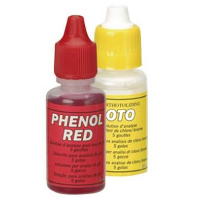 recharge ortho et phénol 15cc